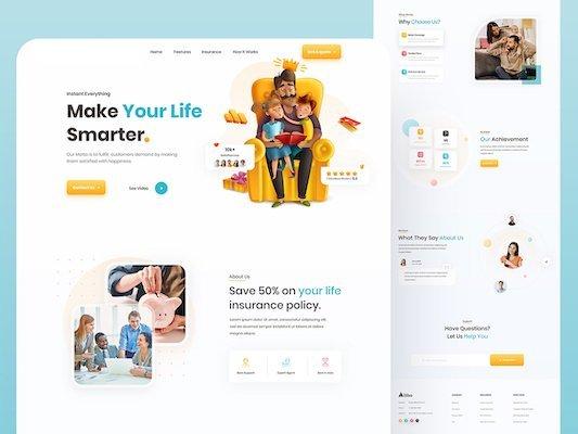 life insurance - smarter life - wise digital 2