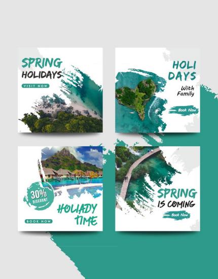 spring holiday - wise digital ca edwin